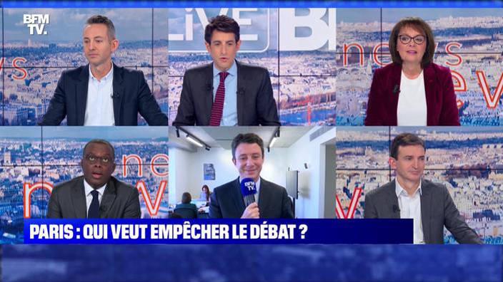 Paris: qui veut empêcher le débat ?
