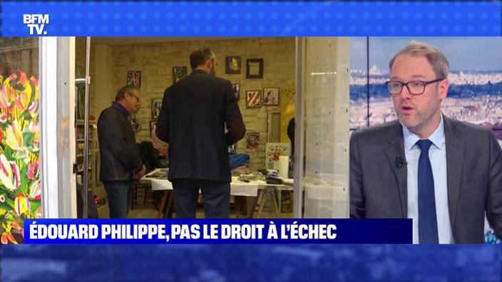 Édouard Philippe, pas le droit à l'échec