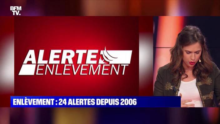 Enlèvement: 24 alertes depuis 2006