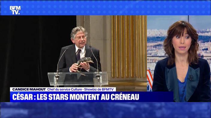 César: les stars montent au créneau