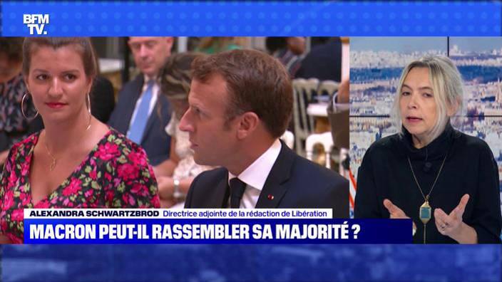 Macron peut-il rassembler sa majorité?