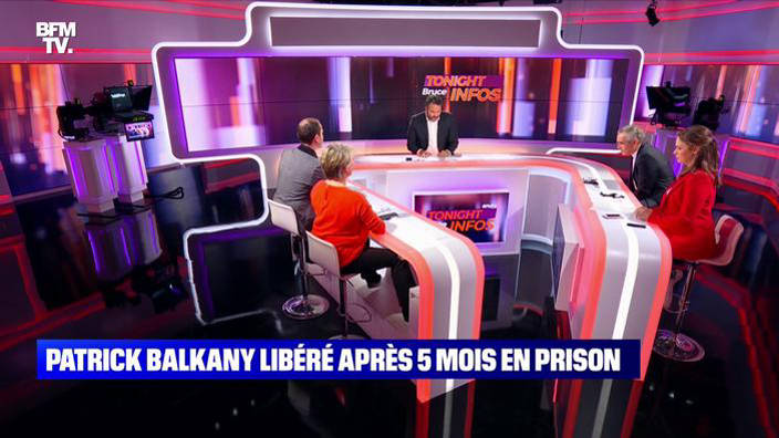 Patrick Balkany est sorti de prison