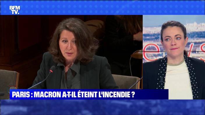 Paris: Macron a t-il éteint l'incendie ?