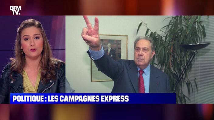 Politiques: retour sur les campagnes express