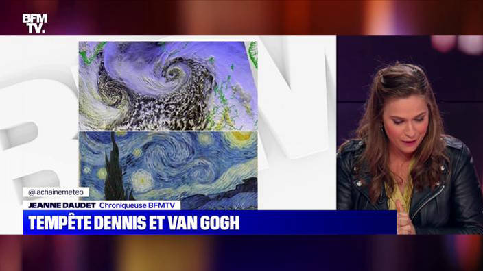 Tempête Dennis et Van Gogh