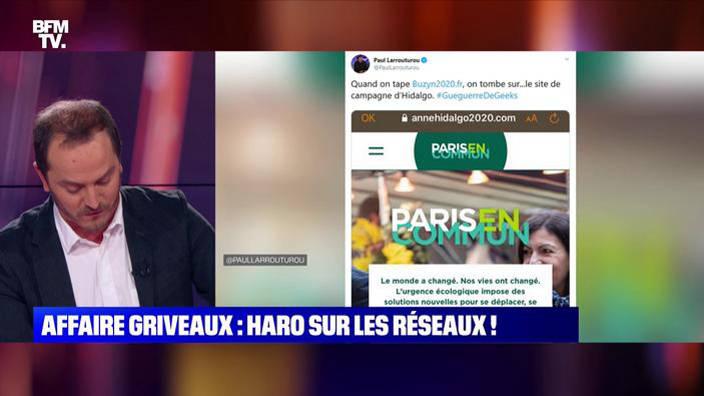 Affaire Griveaux : haro sur les réseaux sociaux !