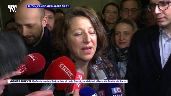 Buzyn, candidate malgré elle ?