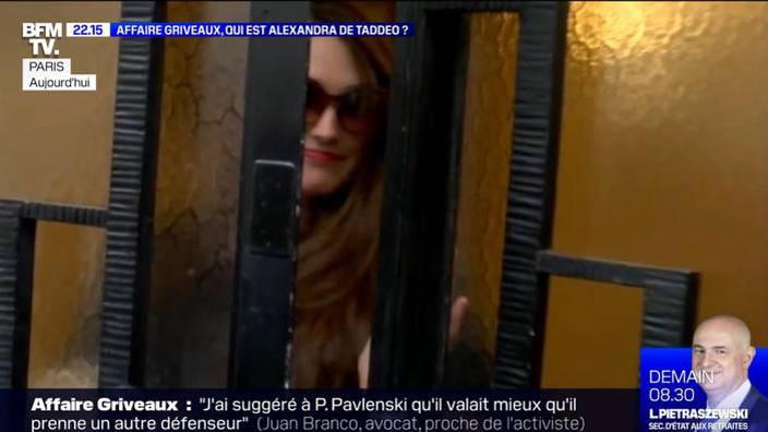 Affaire Griveaux, qui est Alexandra de Taddeo ?