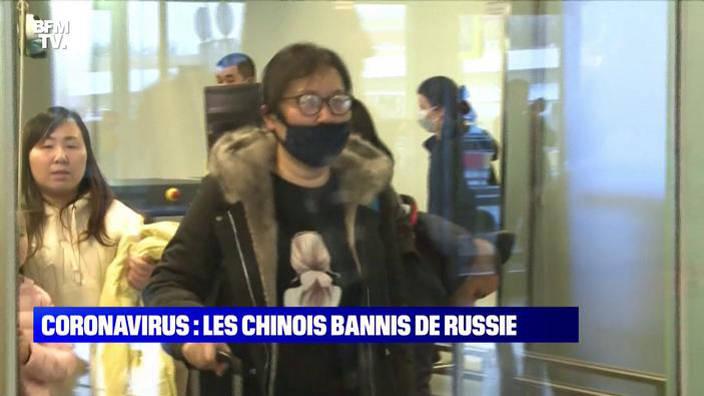 Coronavirus : les chinois bannis de Russie