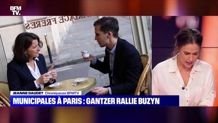 Municipales à Paris : Gaspard Gantzer se