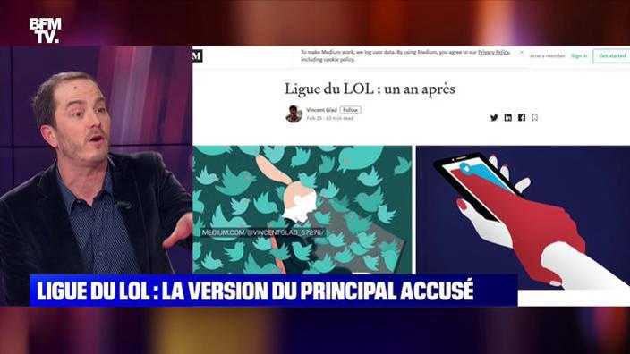 Ligue du LOL: la version du principal accusé