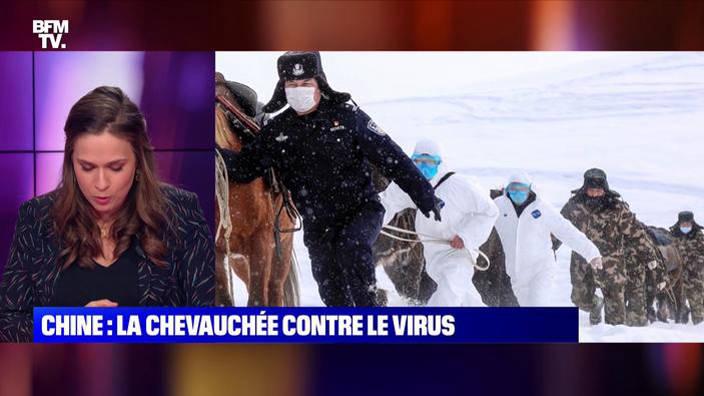 Chine : la chevauchée contre le virus