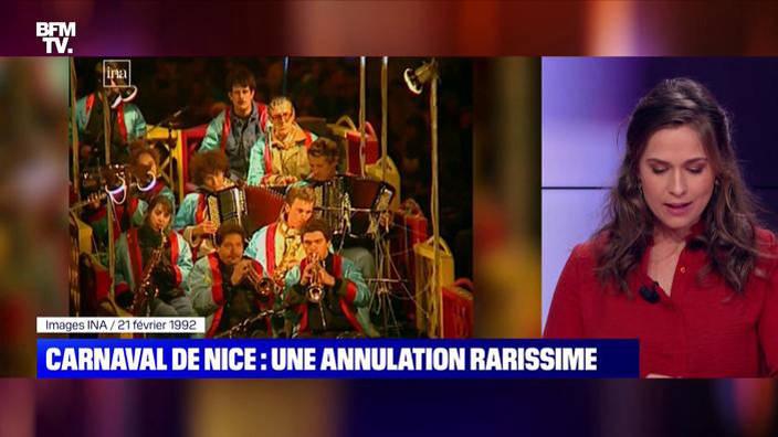 Carnaval de Nice: une annulation rarissime