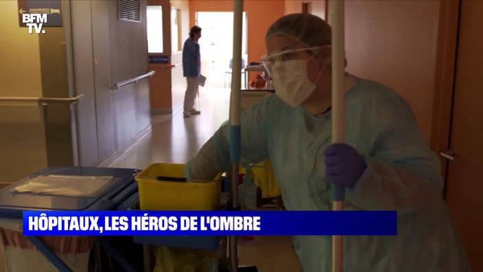 Hôpitaux, les héros de l'ombre