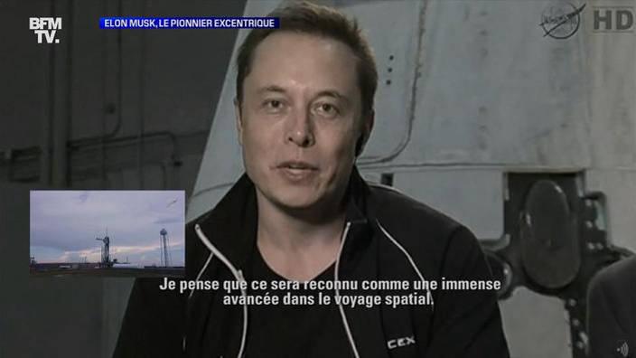 Musk, le patron qui ose tout
