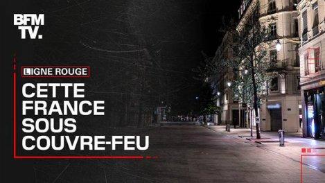 Cette France sous couvre-feu