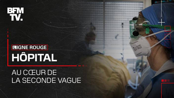 Hôpital, au cœur de la seconde vague
