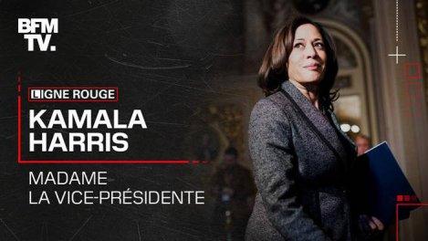 Kamala Harris, Madame la vice-présidente