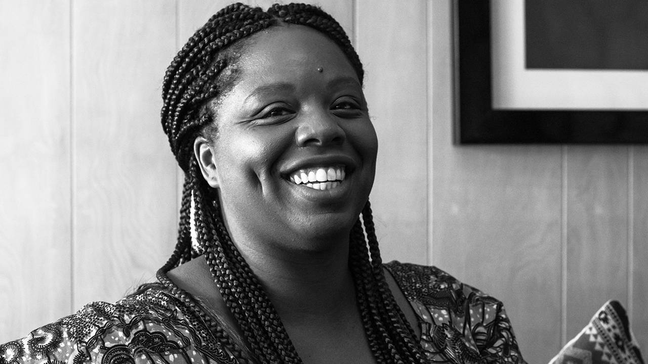13. L'interview de Patrisse Cullors