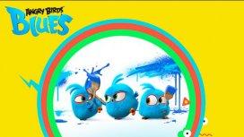 image du programme Angry Birds Blues