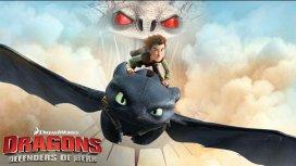 image du programme Dragons : Défenseurs de Beurk