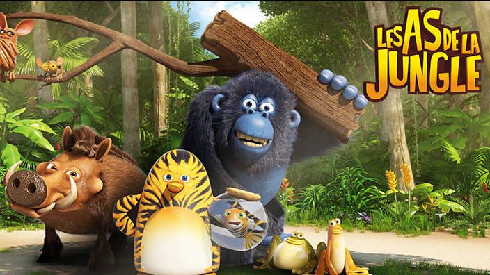 06-Les As de la Jungle : A la Rescousse