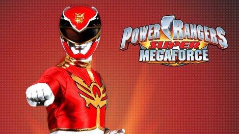 Power Rangers Super Megaforce S01