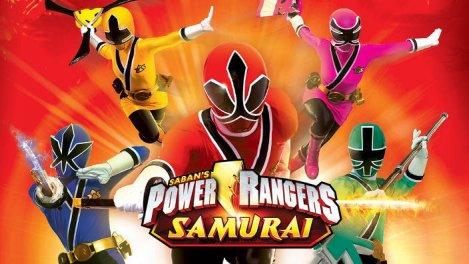 Power Rangers Samurai S01
