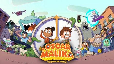 Oscar et Malika toujours en retard S01