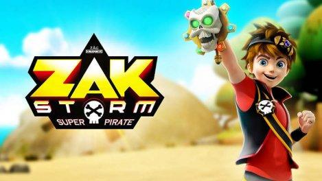 Zak Storm super Pirate S01