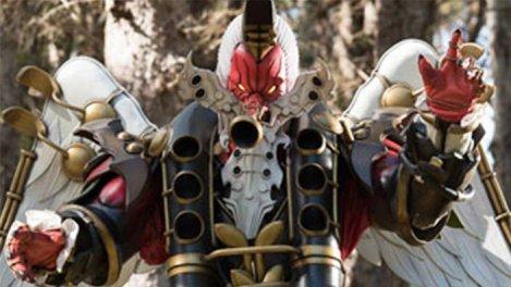 Power Rangers Ninja Steel S01