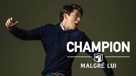 Champion malgré lui S01