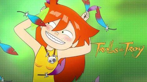 Trolls de Troy S01