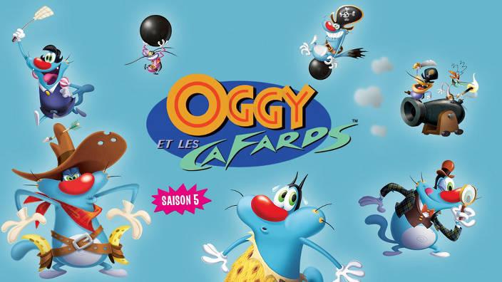 062. Les 12 corvées d'Oggy