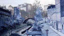 image du programme Les ciels d'Alexandre Trauner