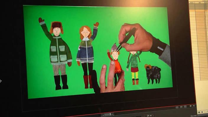 Image du programme Le cinéma d'animation en France
