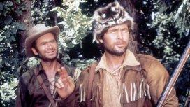 image du programme Davy Crockett et les pirates de la rivière