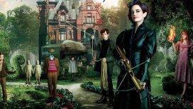 image du programme Miss Peregrine et les enfants particuliers