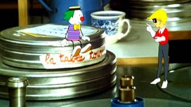 image du programme La table tournante