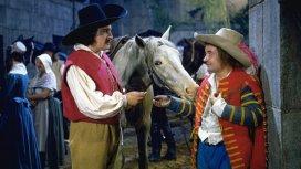 image du programme Les trois mousquetaires : les ferrets de la...