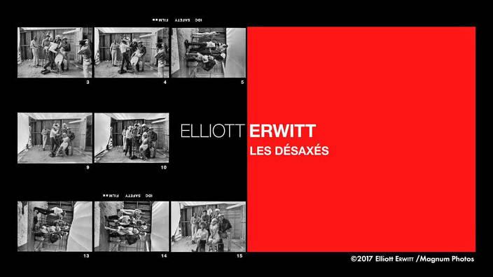Elliott Erwitt : les desaxés