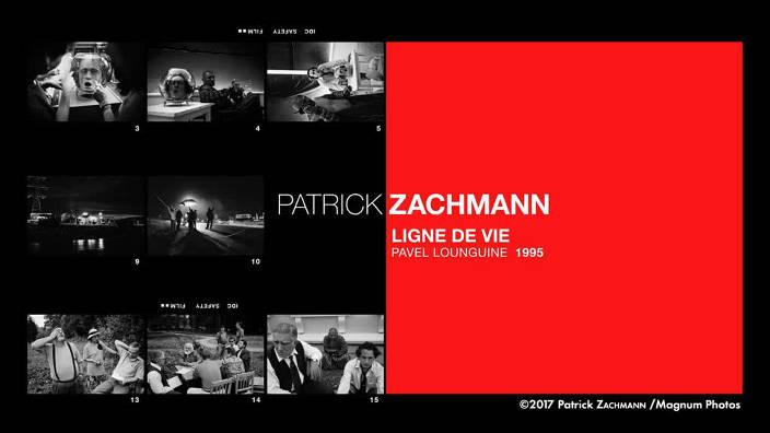 Patrick Zachmann : «Lignes de vie», Pavel...