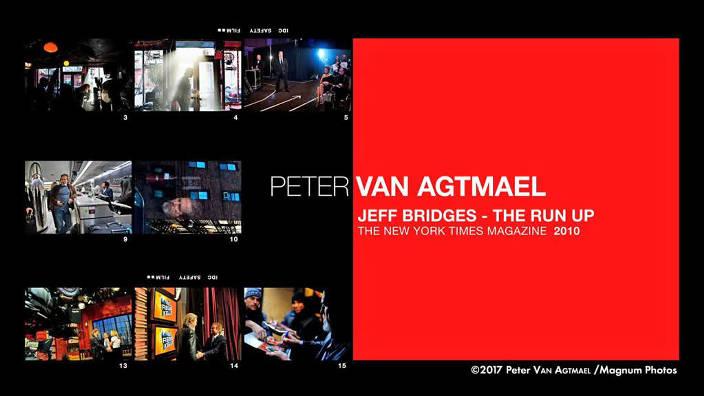 Peter Van Agtmael : Jeff Bridges