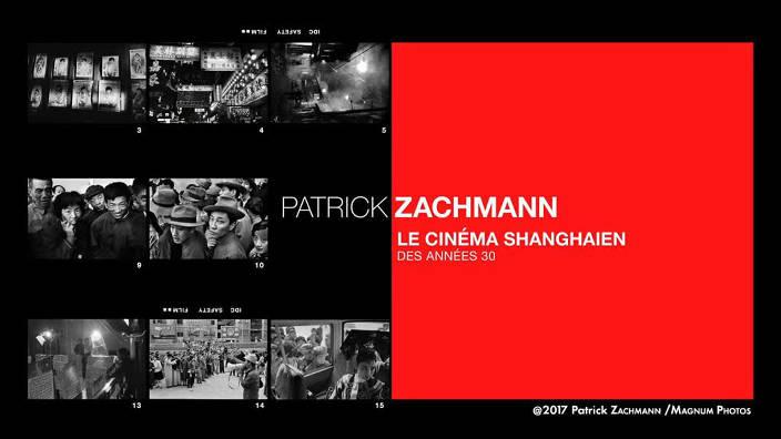 Patrick Zachmann : le cinéma Shanghaien des...
