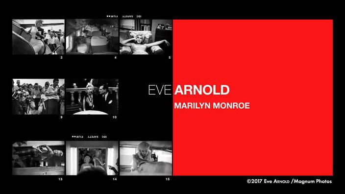 Eve Arnold : Marilyn Monroe