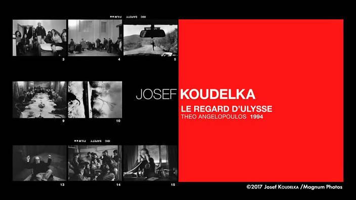 Josef Koudelka : le regard d'Ulysse, Theo...