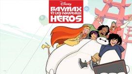image du programme Baymax et les nouveaux héros
