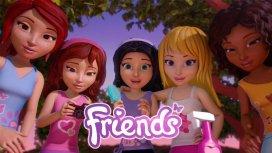 image du programme Friends: Cinq Filles En Mission