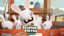 image du programme Les Lapins Crétins - Invasion