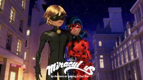 Miraculous, Les aventures de Ladybug et